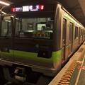 都営新宿線岩本町駅2番線 都営10-640F各停橋本行き(2)
