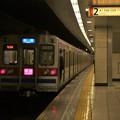 Photos: 都営浅草線馬込駅2番線 京成3658F快速佐倉行き前方確認