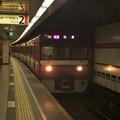 Photos: 都営浅草線高輪台駅2番線 京急1713F快速佐倉行き進入