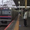 Photos: 京成押上線立石駅1番線 京成3027F普通三崎口行き進入