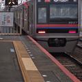 Photos: 京成押上線立石駅1番線 京成3027F普通三崎口行き後方よし