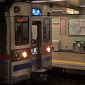 Photos: 都営浅草線蔵前駅2番線 京成3638F普通高砂行き