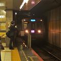 Photos: 京成押上線押上駅4番線 京成3658F快速佐倉行き進入