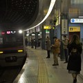 京成線船橋駅1番線 京成3051F快速高砂行き進入