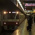 Photos: 都営浅草線東日本橋駅2番線 京急1009Fエアポート快特成田空港行き進入