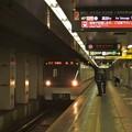 都営浅草線東日本橋駅2番線 都営5313Fエアポート快特高砂行き進入