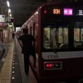 京成本線高砂駅2番線 京急1725F快速三崎口行き側面よし