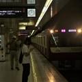 Photos: 都営浅草線戸越駅2番線 京急1225F快速成田空港行き進入(2)