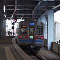 Photos: 京成本線青砥駅2番線 京成3658F快速特急上野行き前方確認