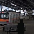 京成押上線青砥駅1番線 京成3053Fアクセス特急羽田空港行き後方よし