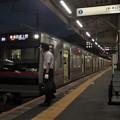 京成本線高砂駅2番線 京成3004F普通京成上野行き表示確認