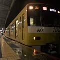 京成線高砂駅1番線 京急1057Fアクセス特急金沢文庫行き(3)