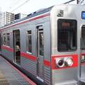 Photos: 京成本線千住大橋駅1番線 京成3688F普通上野行き(4)