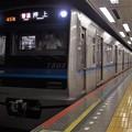 京成押上線押上駅2番線 北総7503F普通押上行き進入