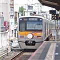 Photos: 京成本線八幡駅2番線 京成3054F(成田スカイアクセス線開業10周年HM)回送