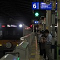 Photos: 京急線京急川崎駅6番線 京成3054F(成田スカイアクセス線開業10周年HM)快特成田空港行き進入