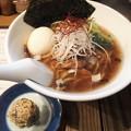 昆布の塩らー麺専門店MANNISH 昆布の醤油らー麺