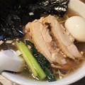 昆布の塩らー麺専門店MANNISH 特製昆布の塩らー麺