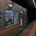北総線東松戸駅4番線 京成3054F(成田スカイアクセス線開業10周年HM)アクセス特急成田空港行き(4)