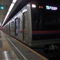 Photos: 都営浅草線高輪台駅2番線 京成3036F快速特急京成成田行き