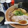 Photos: 覆麺智 2020年12月前半土曜限定 牡蠣出汁の正油ラーメン