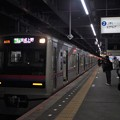 Photos: 京成本線青砥駅2番線 京成3036F快速特急京成上野行き