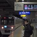 Photos: 京急線糀谷駅2番線 京成3418Fエアポート急行成田行き進入