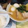 Photos: 塩生姜らー麺専門店MANNISH 味玉神田マニ系らー麺参画家