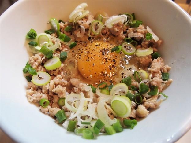 塩生姜らー麺専門店MANNISH 生炒飯丼