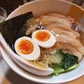 塩生姜らー麺専門店MANNISH浅草店 限定マニ駒らー麺