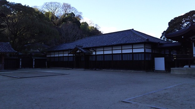 2018年 初詣 石清水八幡宮