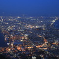 函館山の夕景