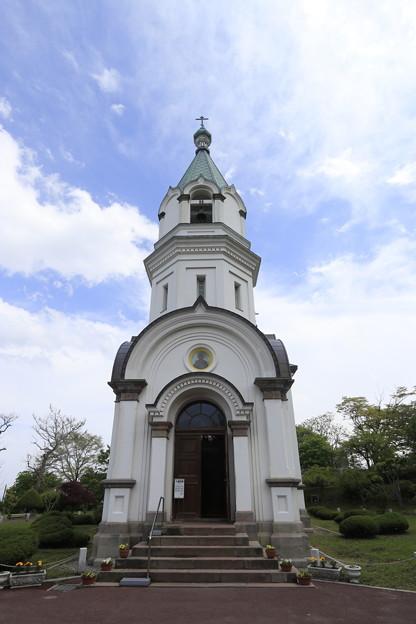 Photos: 函館ハリストス正教会