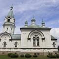 写真: 函館ハリストス正教会