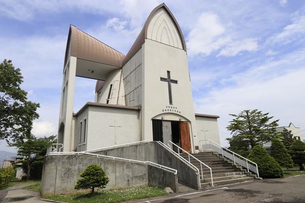 Photos: 函館聖ヨハネ教会