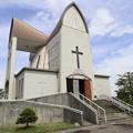 写真: 函館聖ヨハネ教会