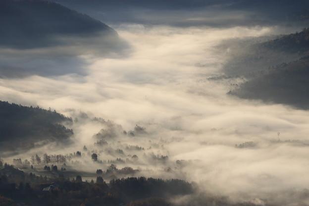 雲海テラス