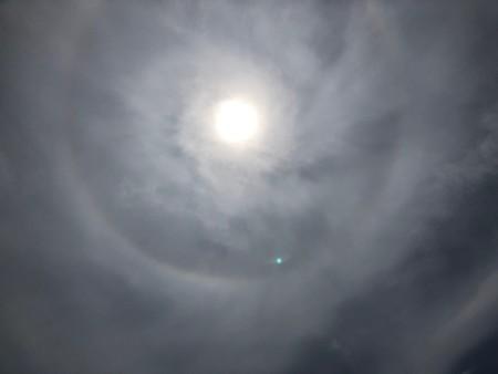 日暈(ひがさ、にちうん)