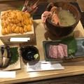 9000円のウニ丼