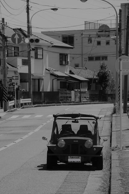 路駐の似合う車
