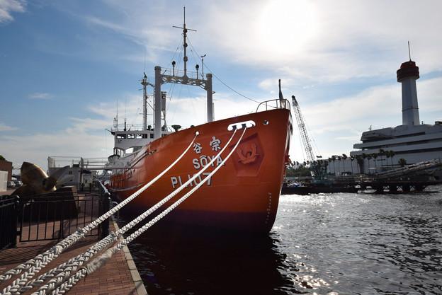 南極観測船宗谷 (2)