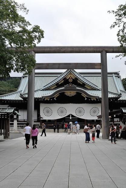 靖国神社 (2)