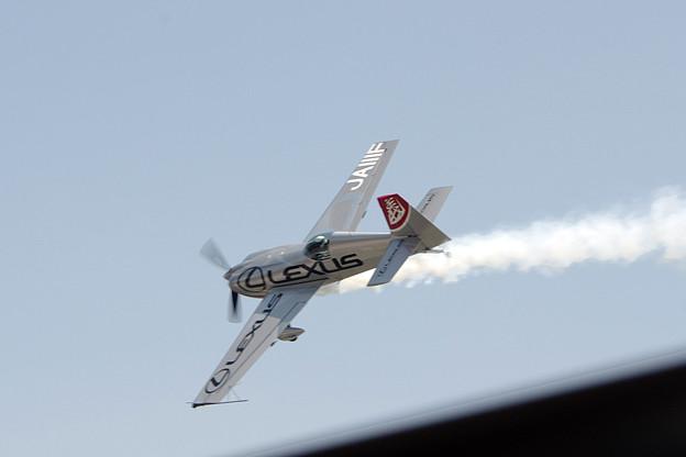 アクロバット飛行