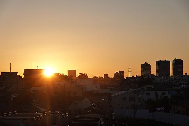 Photos: 10/5の日の出