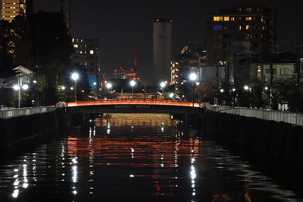 荏原神社そば