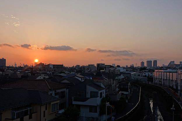 Photos: 8/22の日の出