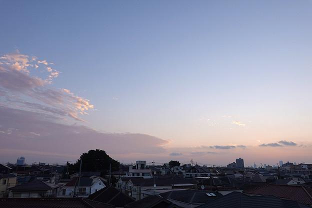 Photos: 8/22の日の出前