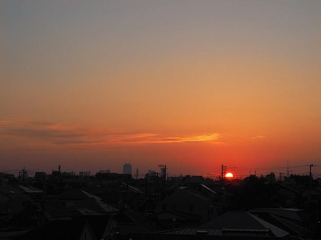 Photos: 9/22の日の出