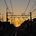Photos: 今日の日の出