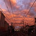 Photos: 今朝の空